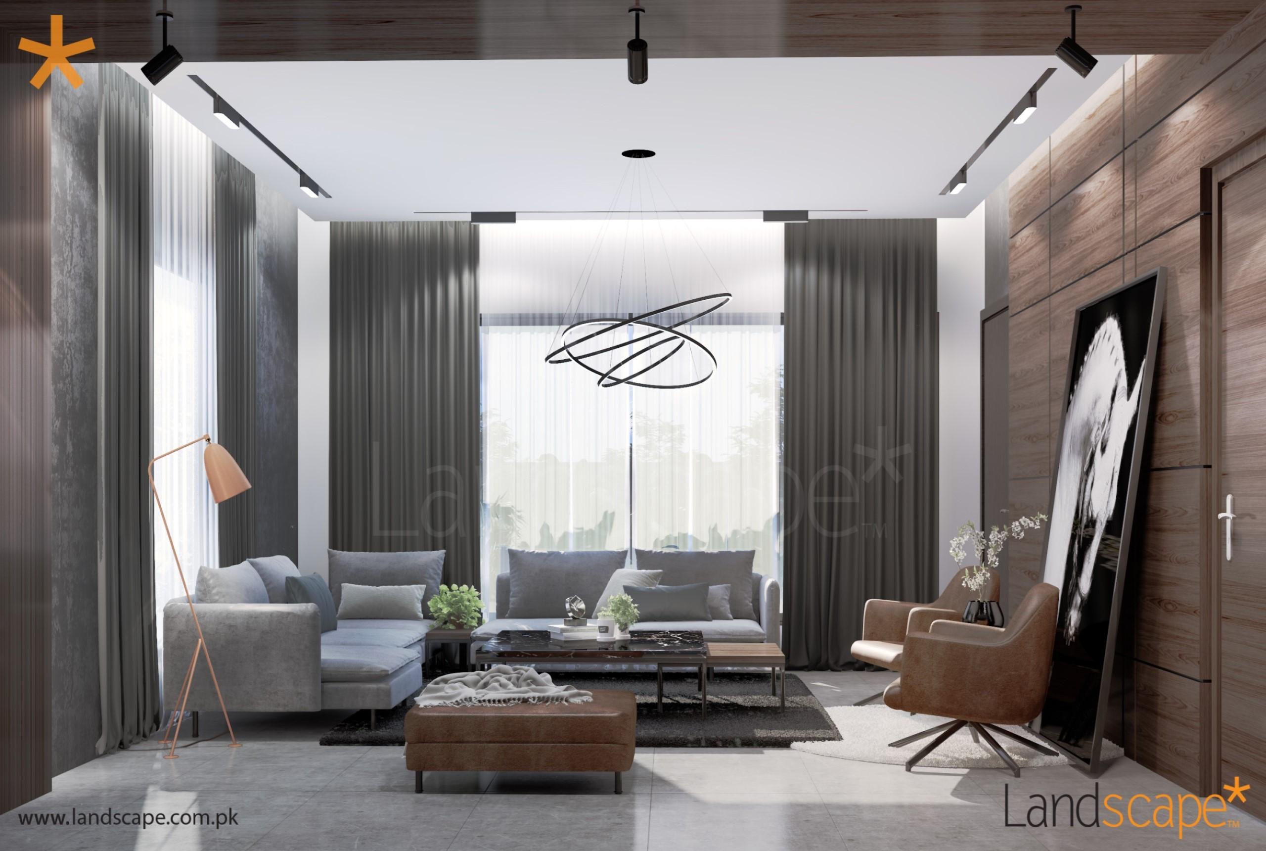 Contemporary Lounge Interiors
