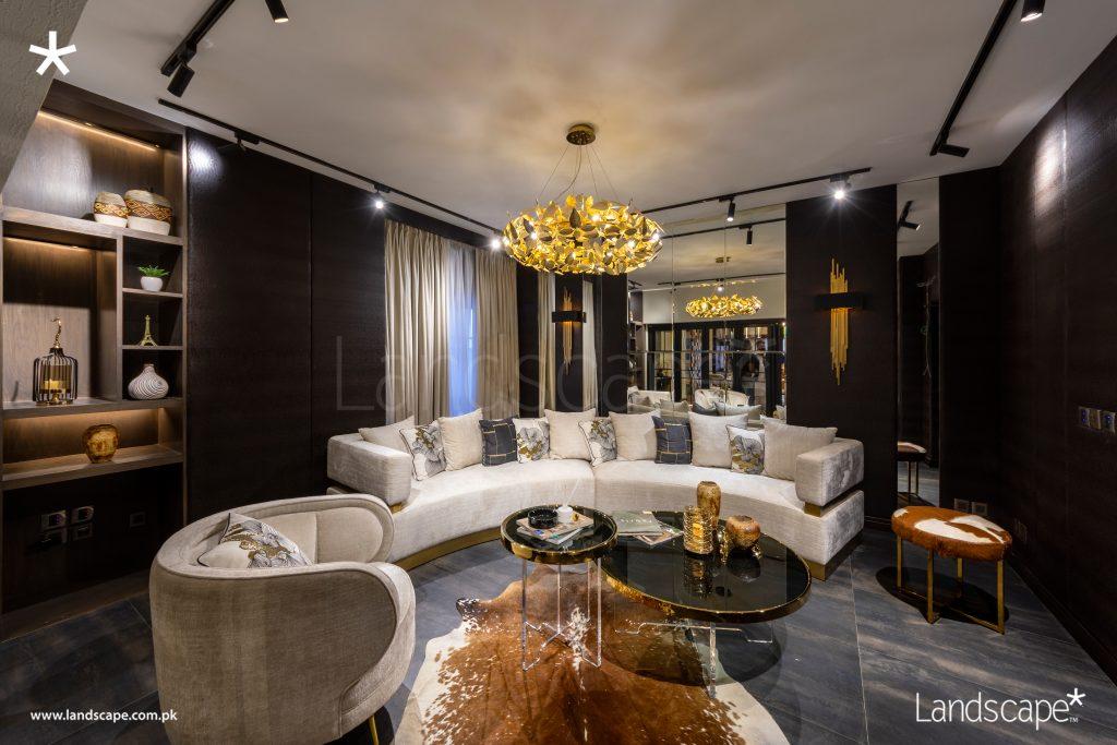 Luxury Formal Lounge Interior Design