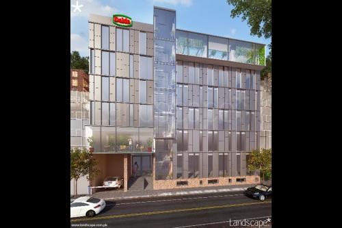 Corporate Building Architecture