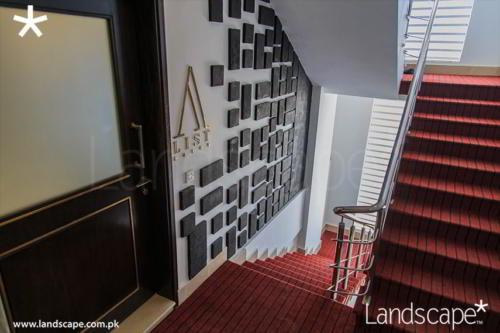 A-Listers Entrance
