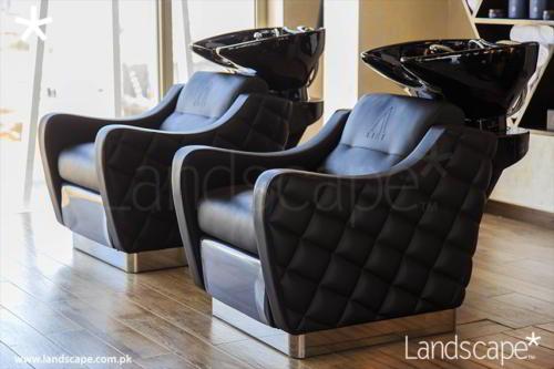 Italian Shampoo Chairs