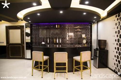 Juice Bar Design in the Salon