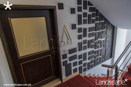 Salon Entrance