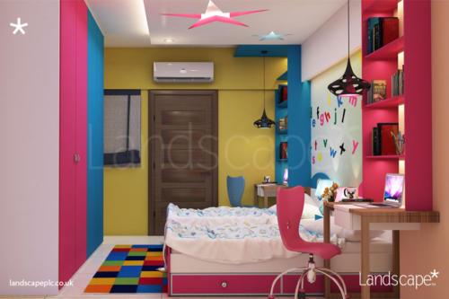 Kids-Room-Interior