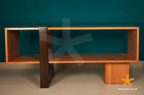 Contemporary-wooden-table-design