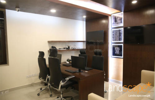 ceiling-and-furniture-of-executive-room