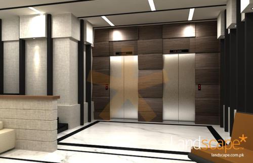 Elevator-Near-Lobby