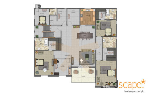 house-interior-furniture-layout-2D