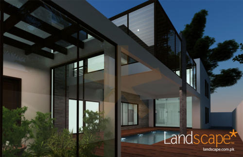 pool-view-in-a-contemporary-house-design