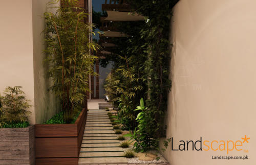 alley-design-with-use-of-modern-materials