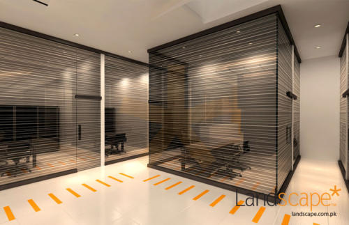 Glass-Screens-for-Enclosed-Meeting-Room