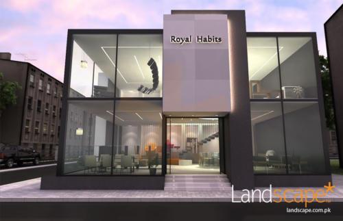 Furniture-Showroom-Building-Architecture
