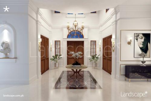 Grand-House-Entrance