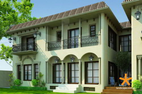 Spanish-House-Architecture