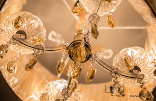 chandelier-in-walk-in-closet