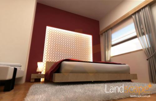 Low-Height-Bed-Set-Rug-in-Bedroom