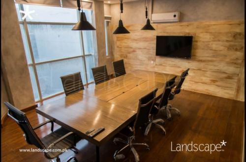 Conference Room Interior Fit-Outs