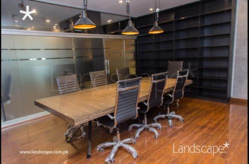 High-End Boardroom Design