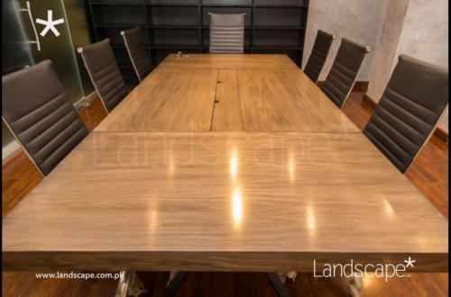 State-of-the-Art Boardroom Furniture
