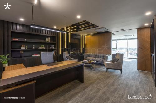 A Luxurious Dimension to the Executive Suites