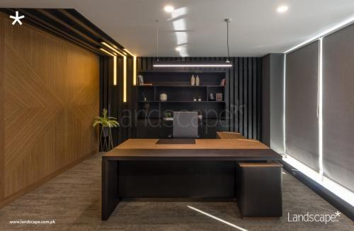 High-end Finishes and Furniture