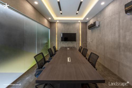 Interactive Meeting Room