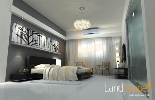 Interior-Design-of-an-Apartment-Bedroom