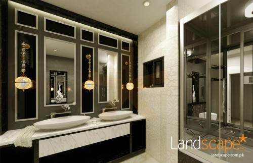 Vanity-of-an-arabic-themed-bathroom