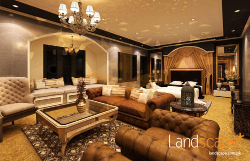 seating-in-the-bedroom,-an-arabic-interior-theme