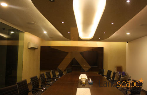 Bright-View-of-Conference-Room-with-Flushed--Concealed-Lights