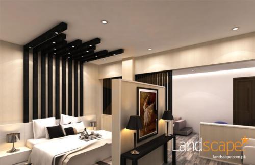 Basement-Guest-Room-Interior