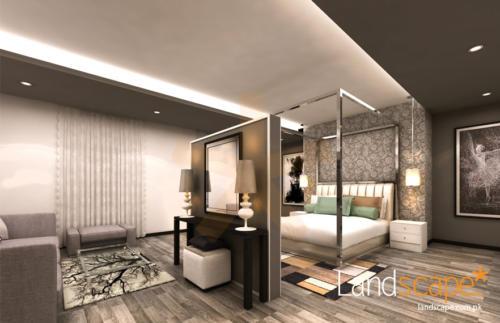Rich-Interior-of-Bedroom