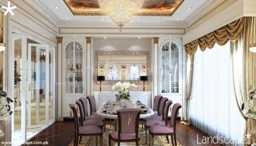 Dining Room Luxury Interiors