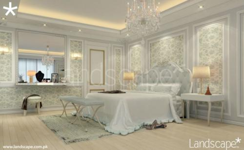 Master Bed Luxury Design