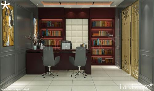 Office Shelving Interiors